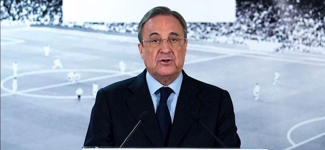 """Perez, frecciata alla Roma: """"Ha meno attrattiva del Manchester United"""" (Getty Images)"""
