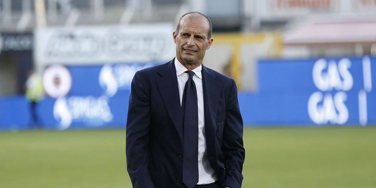Juventus-Sassuolo, la conferenza stampa di Allegri (Getty Images)