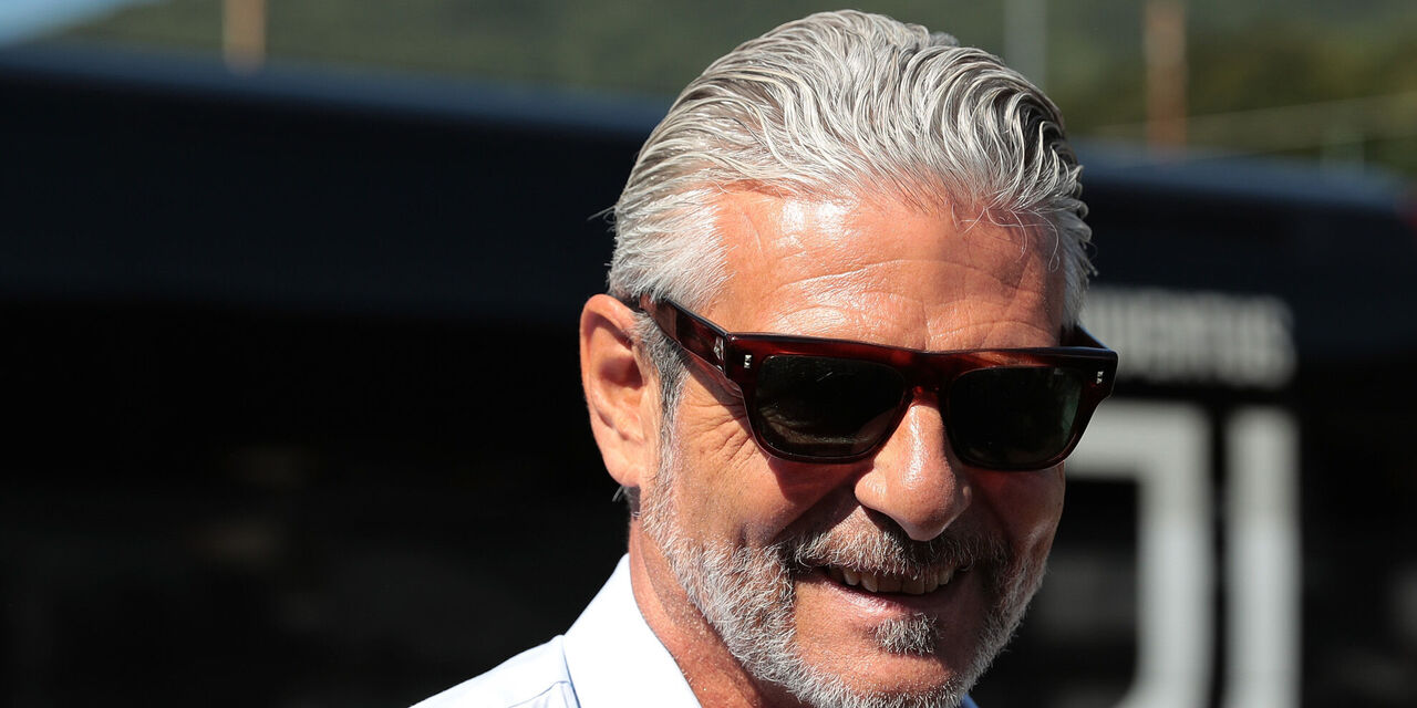 Maurizio Arrivabene (Getty Images)