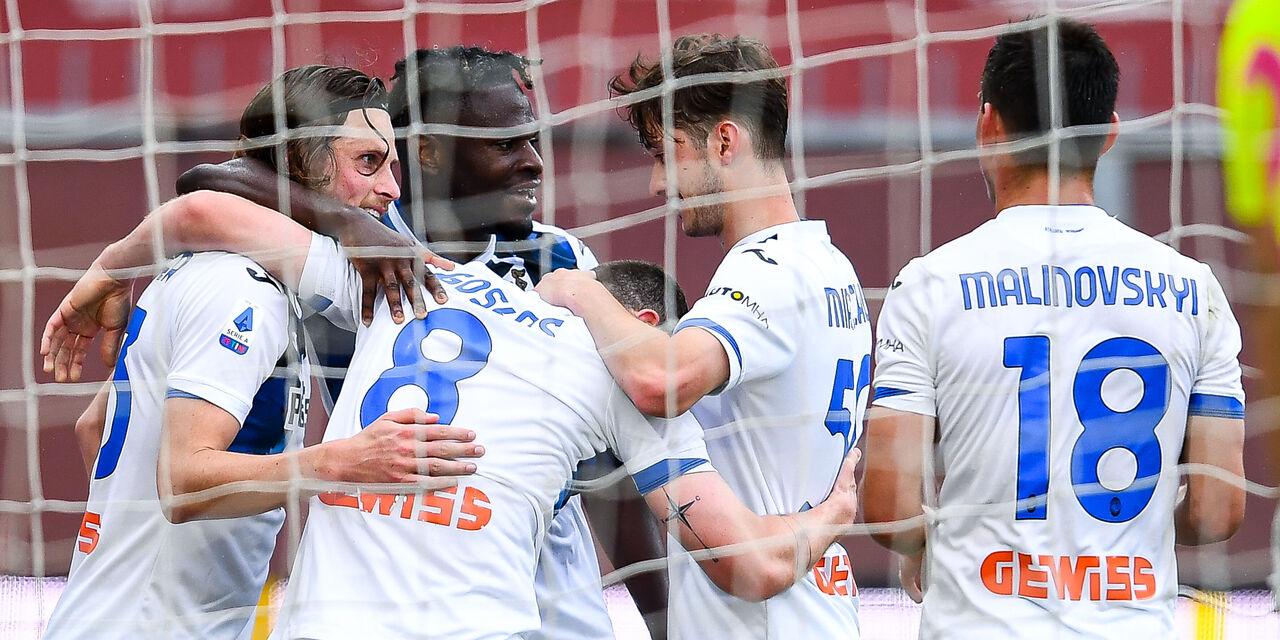 Genoa-Atalanta 3-4, gol e highlights (Getty Images)