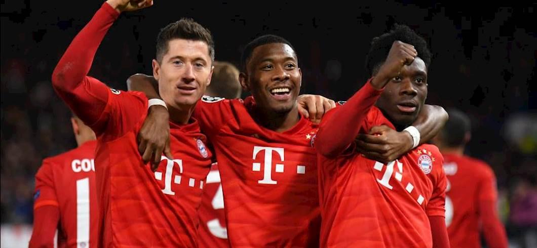 Bayern Monaco (Getty Images)