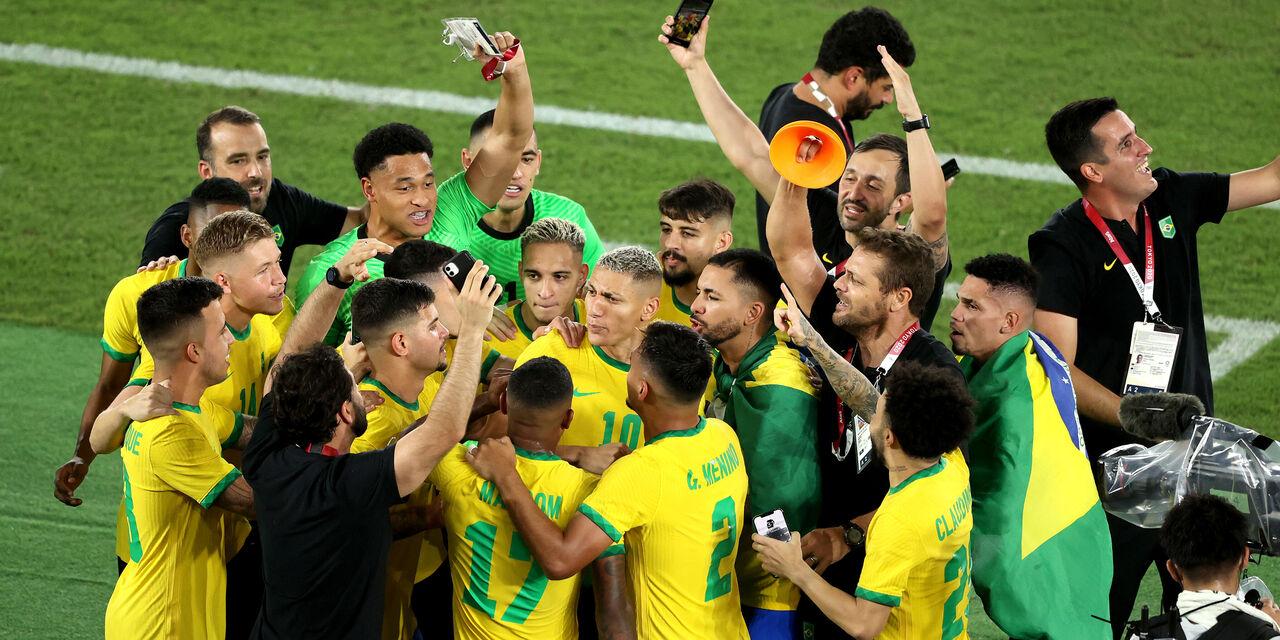 Tokyo2020, Brasile campione: superata la Spagna per 2-1 (Getty Images)