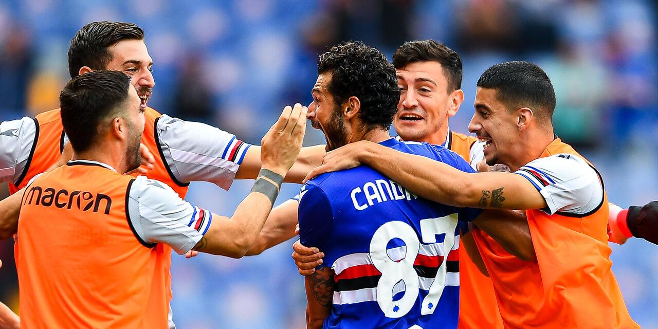 Sampdoria-Udinese 3-3: gol e highlights - VIDEO (Getty Images)