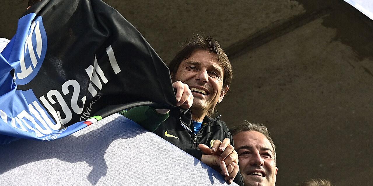 Conte, intrigo internazionale: non solo Real, piace a Psg e Tottenham (Getty Images)