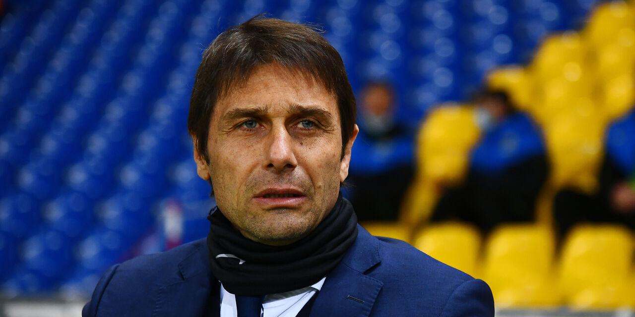Inter-Roma, le parole di Conte (Getty Images)