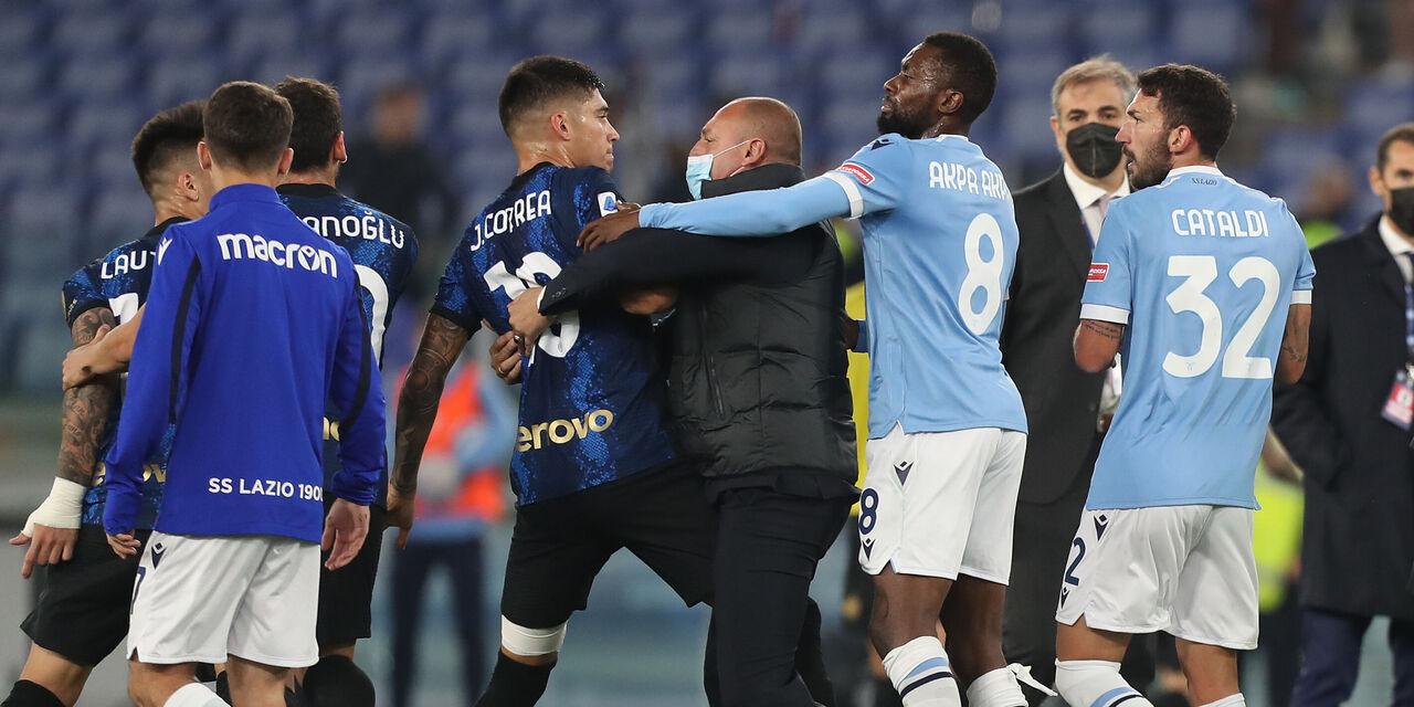 "Correa-Luiz Felipe, arriva il post del Tucu: ""Vorrei non fosse mai successo"" (Getty Images)"