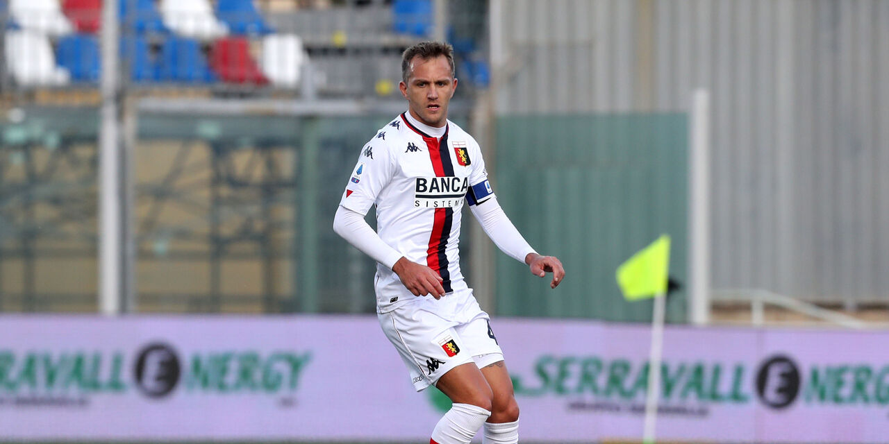 "Genoa, Criscito avvisa Shomurodov: ""Doppia cifra, ma tiro io i rigori"" (Getty Images)"