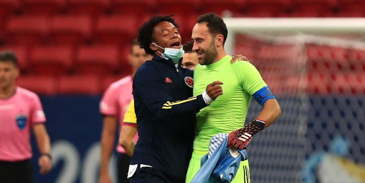 """Juventus, Napoli e Inter """"alleate"""" per il rientro di cileni e colombiani (Getty Images)"""