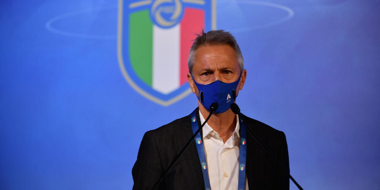 """Serie A, Dal Pino: """"Un miracolo aver finito. Supercoppa in Arabia Saudita"""" (Getty Images)"""