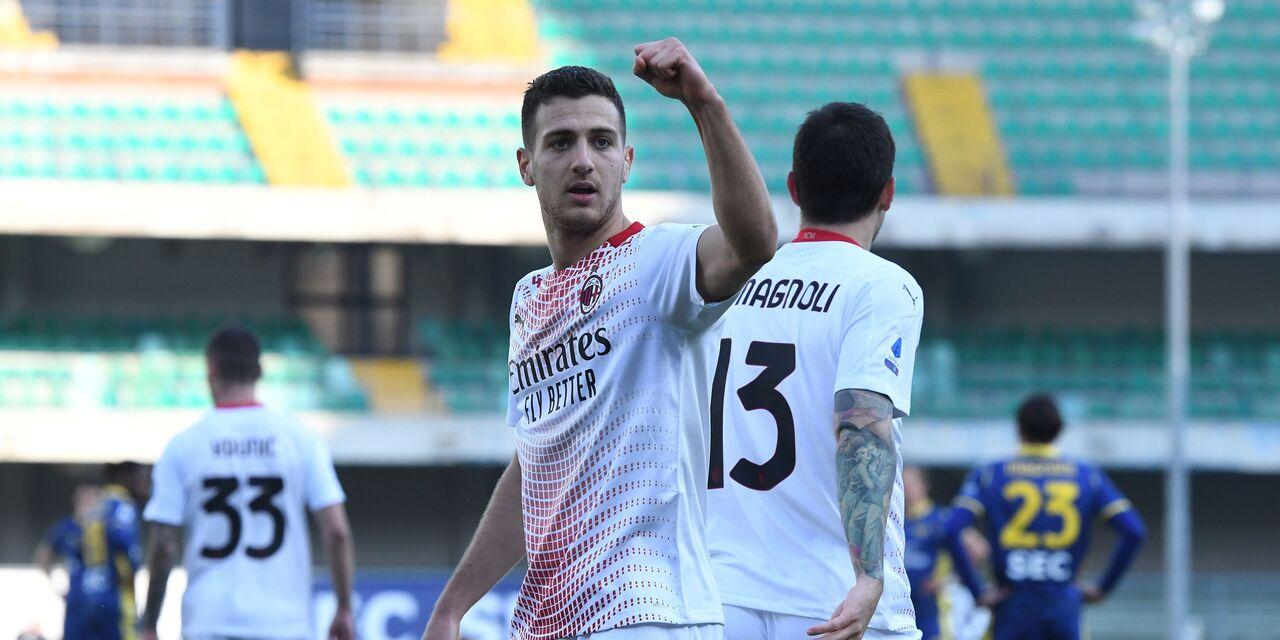 """Milan, retroscena Dalot: """"In rossonero grazie a Leao"""" (Getty Images)"""