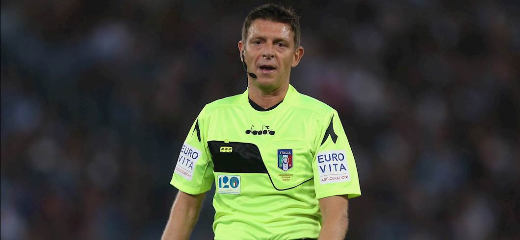 Gianluca Rocchi (Getty Images)