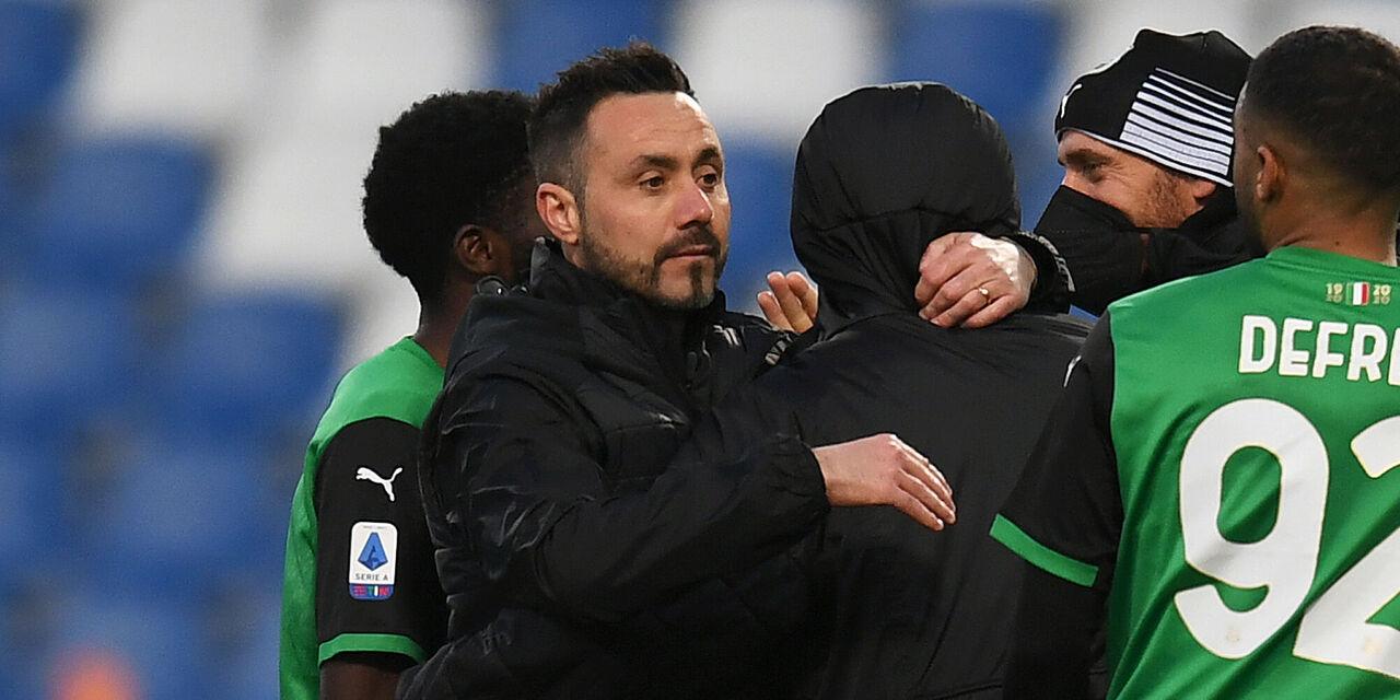 """De Zerbi: """"Juve, Locatelli ha tutto! Bianconeri e Inter ancora avanti"""" (Getty Images)"""