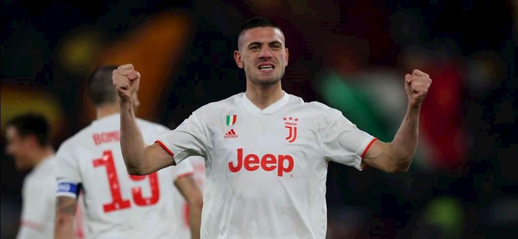 Juventus, Demiral in uscita: Everton e non solo sul difensore turco (Getty Images)