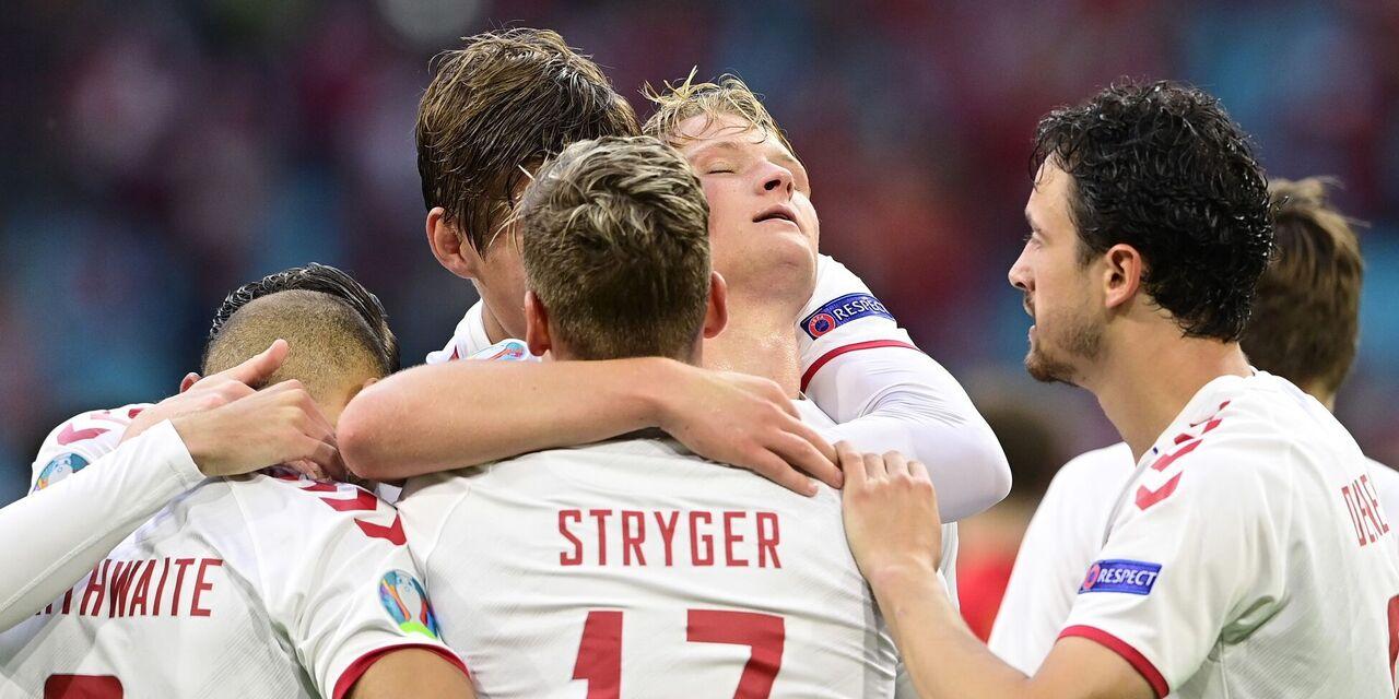 Galles-Danimarca 0-4: cronaca, tabellino e voti per il Fantacalcio (Getty Images)