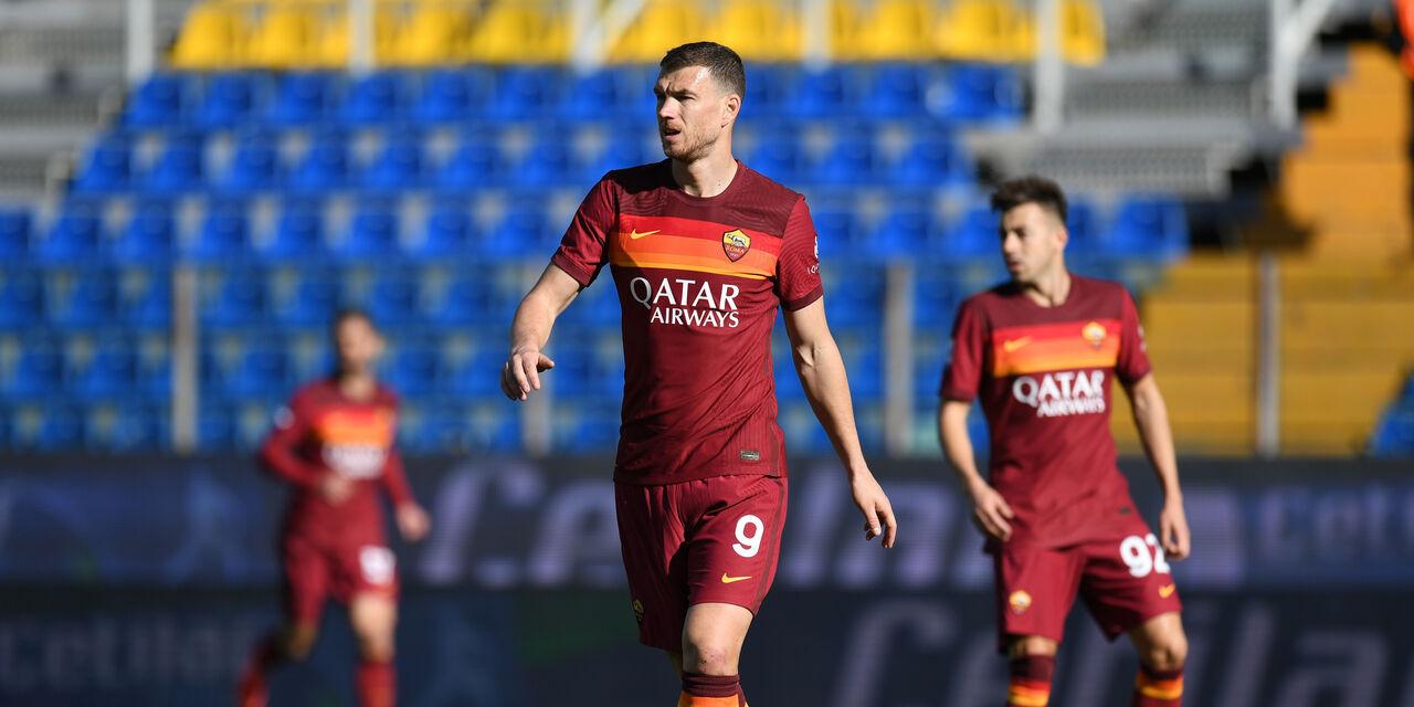 Roma-Lazio, le formazioni ufficiali (Getty Images)