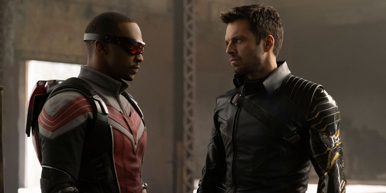 The Falcon and The Winter Soldier (frame)