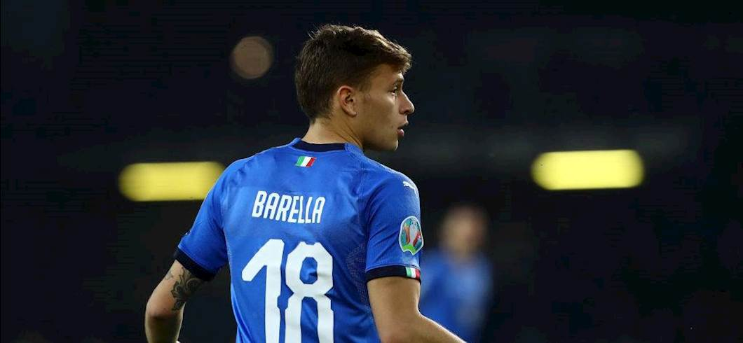 Italia, Barella (Getty Images)