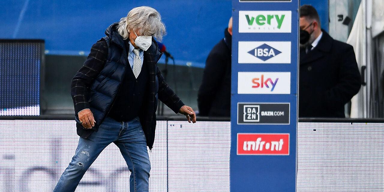 """Calciomercato Sampdoria, d.s. Faggiano: """"Contenti per Caputo, grazie Ferrero"""" (Getty Images)"""