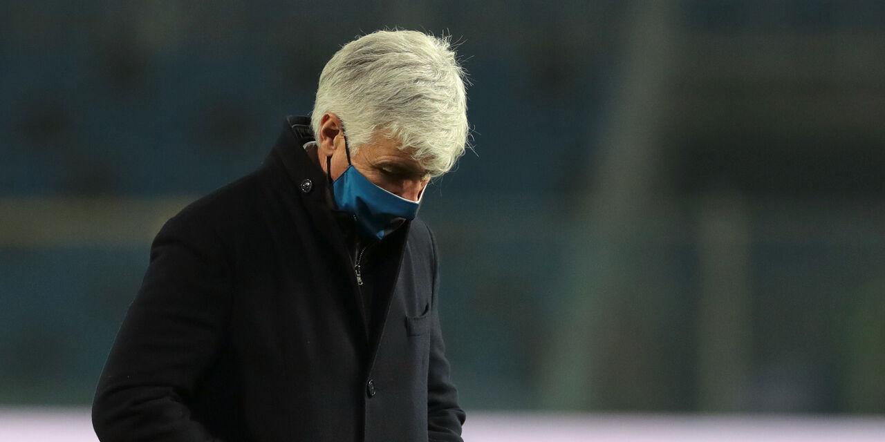 Udinese-Atalanta, la conferenza di Gasperini (Getty Images)