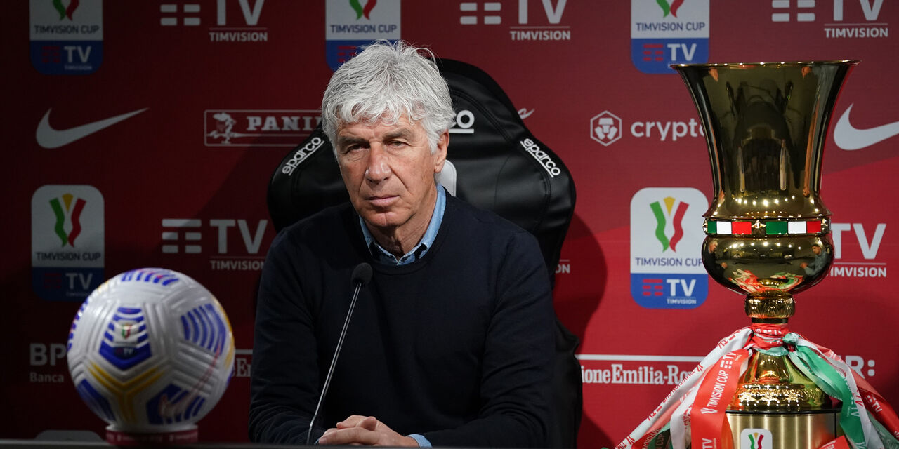 Coppa Italia, Atalanta-Juventus: la conferenza di Gasperini (Getty Images)
