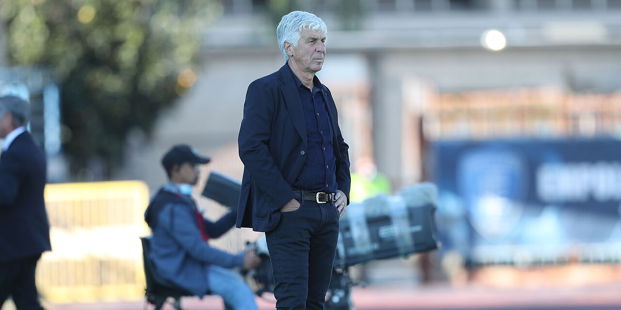 """Atalanta-Udinese, Gasperini polemico: """"Gli arbitri sono un problema"""" (Getty Images)"""