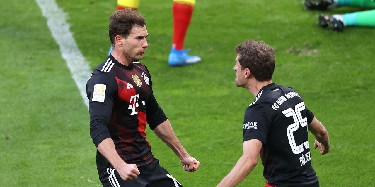 Lipsia-Bayern Monaco 0-1, Goretka ipoteca la Bundesliga (Getty Images)
