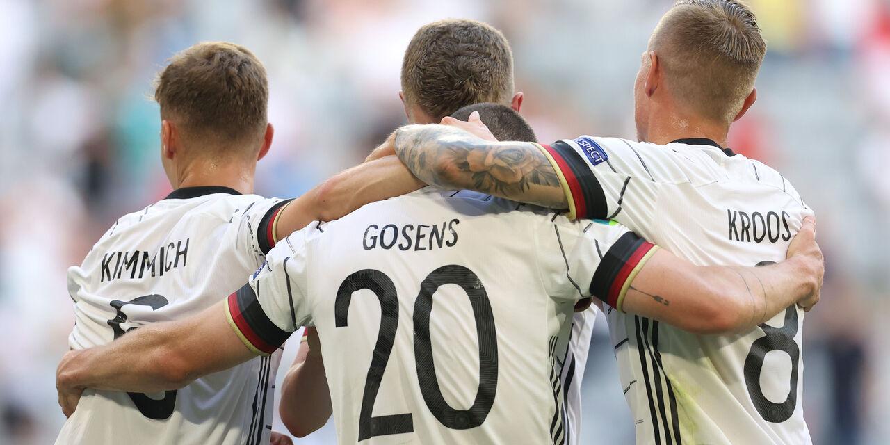 """Gosens vuole stupire ancora: """"Attesa gigantesca, vogliamo zittire Wembley"""" (Getty Images)"""