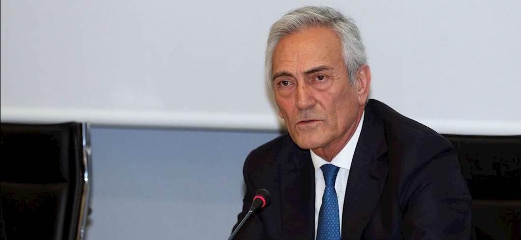Gabriele Gravina (getty)
