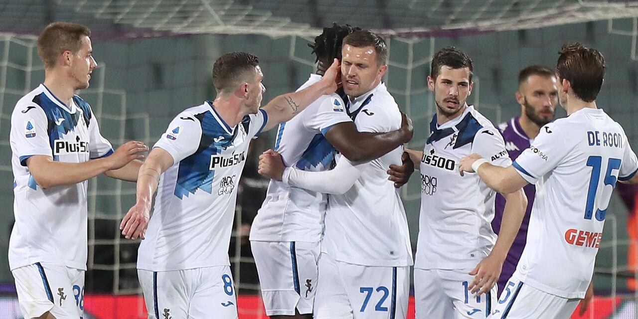 """Atalanta, Ilicic: """"Giocare di più? Voglio finire bene la stagione, poi si vedrà"""" (Getty Images)"""