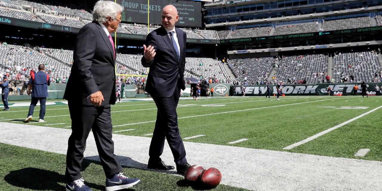 """Mondiale ogni due anni, Infantino non ha dubbi: """"Come il Super Bowl"""" (Getty Images)"""