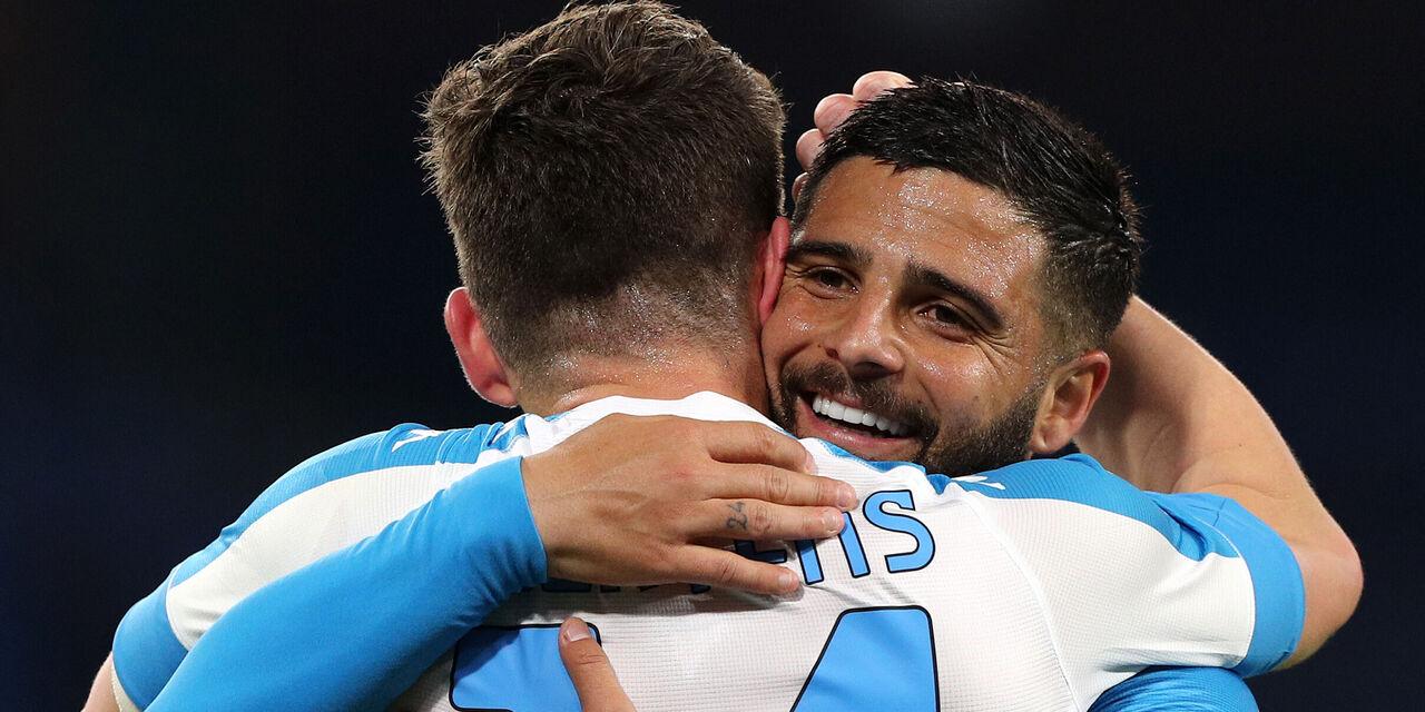 Calciomercato Napoli, la strategia per Insigne: cessione solo se sarà lui a chiederla (Getty Images)