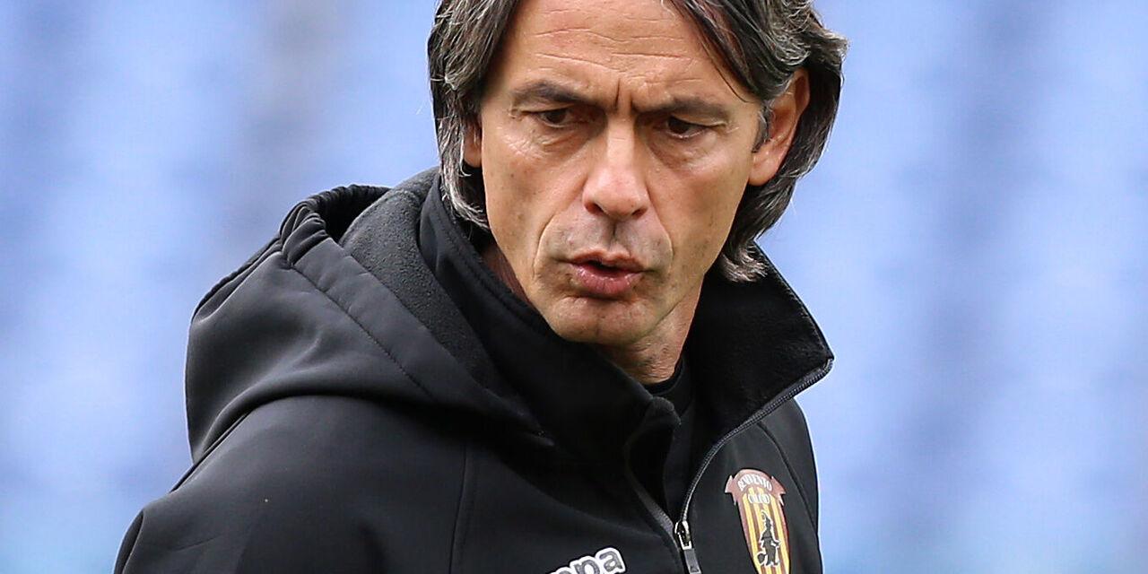 """Benevento, Pippo Inzaghi: """"Ecco come possiamo salvarci"""" (Getty Images)"""