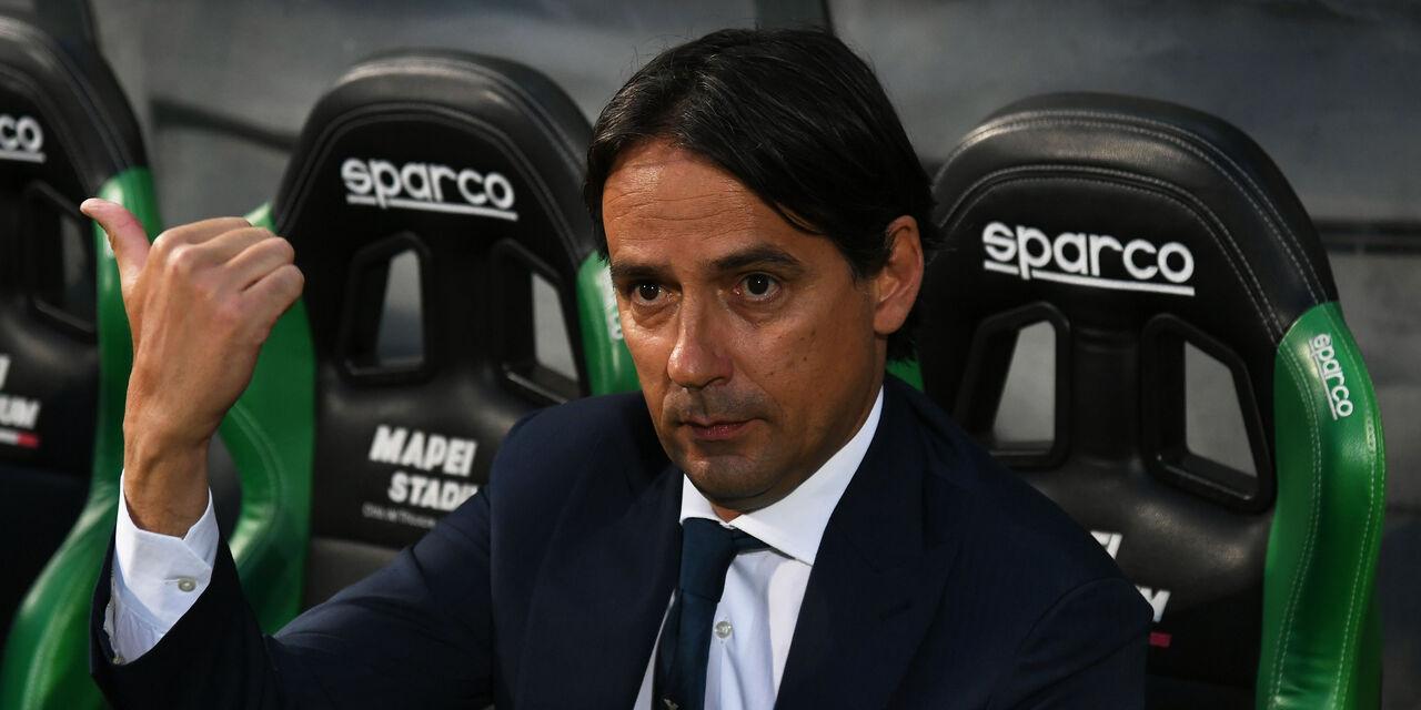 """Progressi Inter, la soddisfazione di Simone Inzaghi: """"Ottimo lavoro"""" (Getty Images)"""