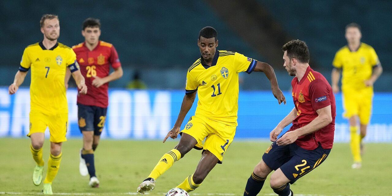 Roma, è Isak l\'attaccante per il dopo-Dzeko (Getty Images)