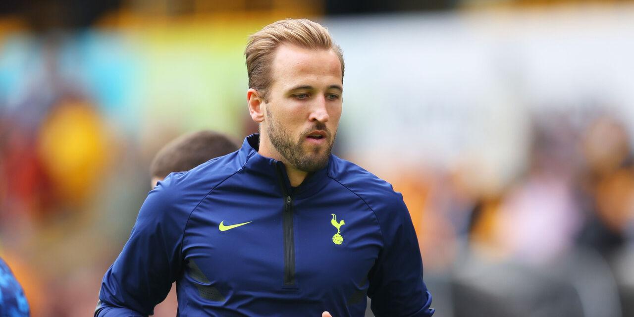 """Kane annuncia: """"Resto al Tottenham"""". Il City affonda per CR7? (Getty Images)"""