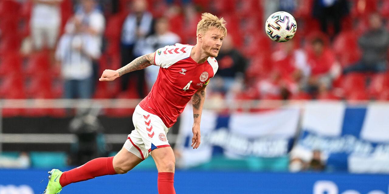 Euro 2020, le formazioni ufficiali di Repubblica Ceca-Danimarca (Getty Images)