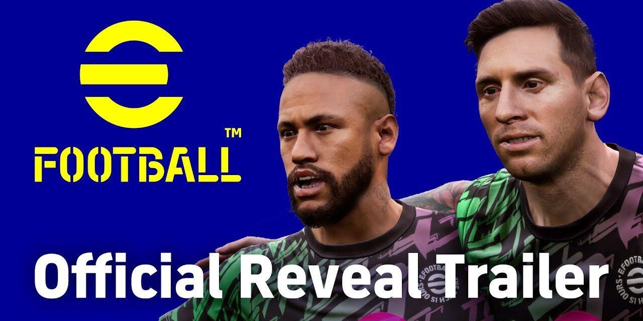 Pes diventa free to play e cambia nome. Nasce \'eFootball\': sarà il futuro? https://www.konami.com/efootball/