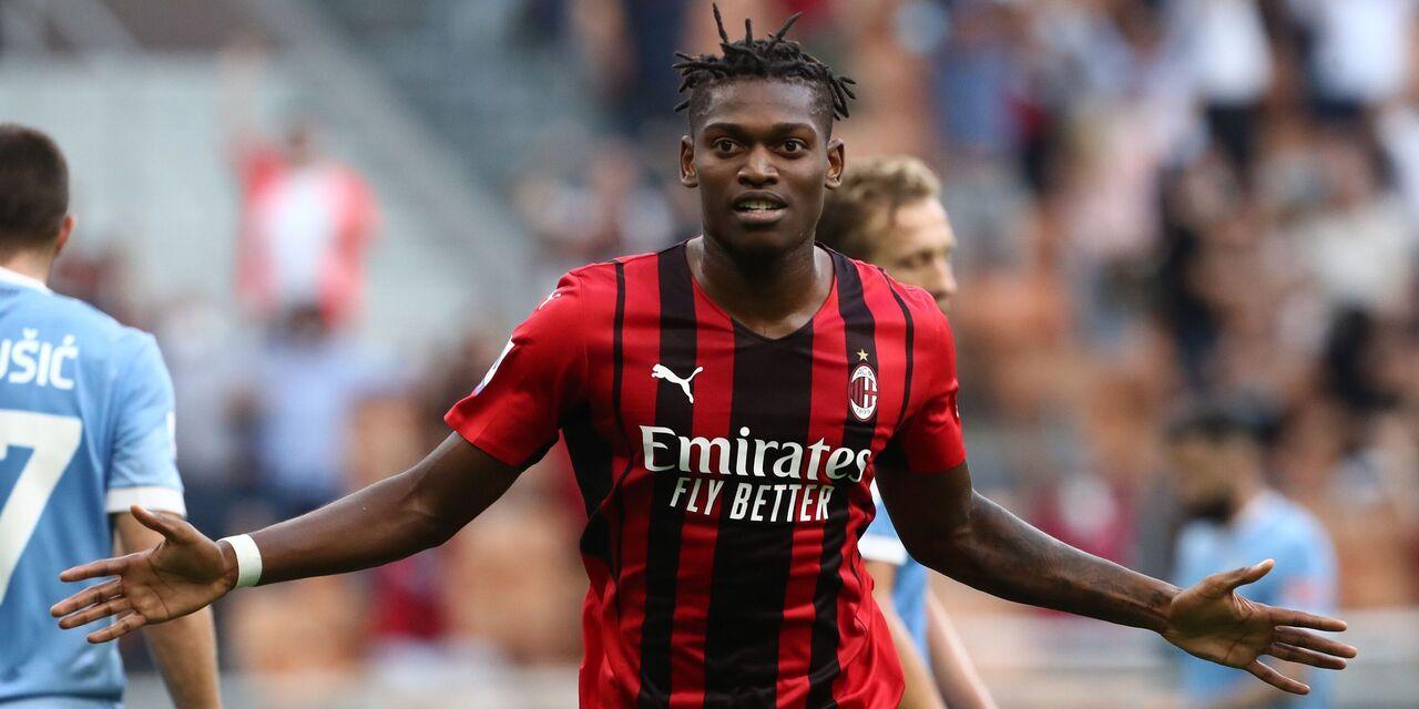 "Milan, Leao: ""Juventus? Vogliamo il primo posto"""