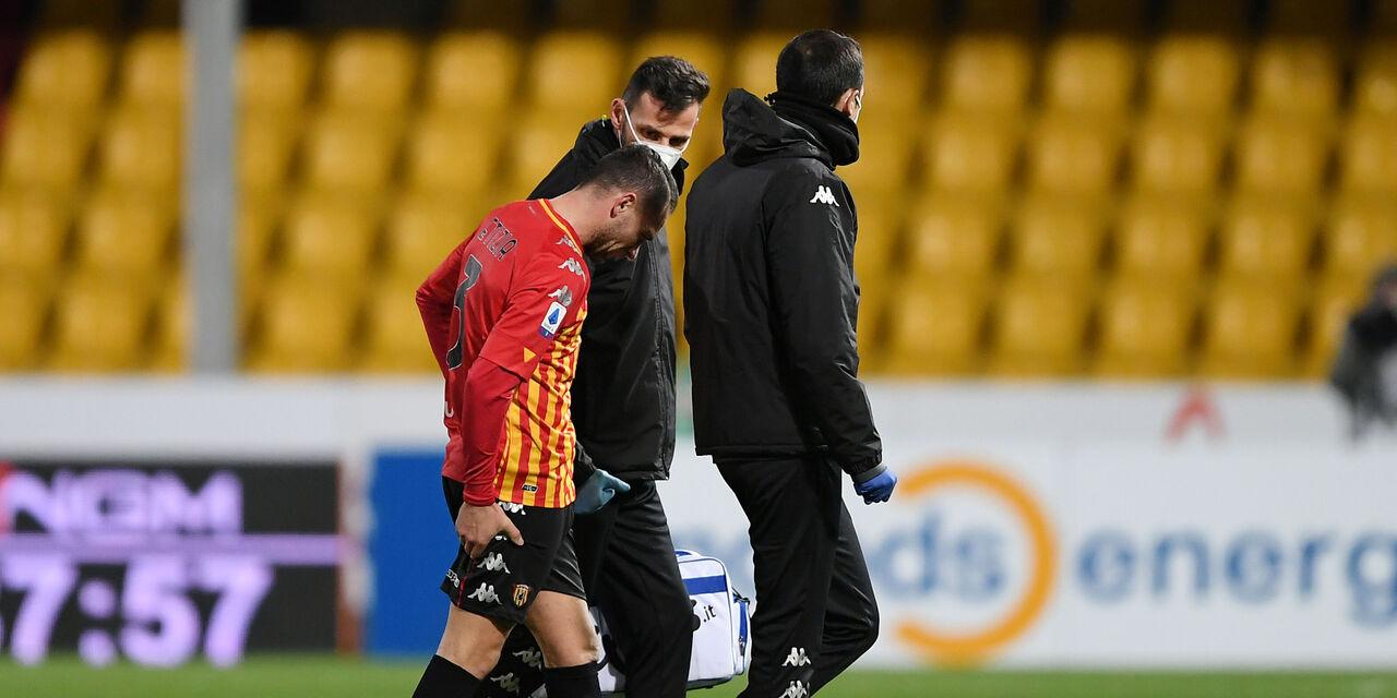 Benevento con l\'Udinese senza Tuia e Letizia: le scelte di Filippo Inzaghi (Getty Images)