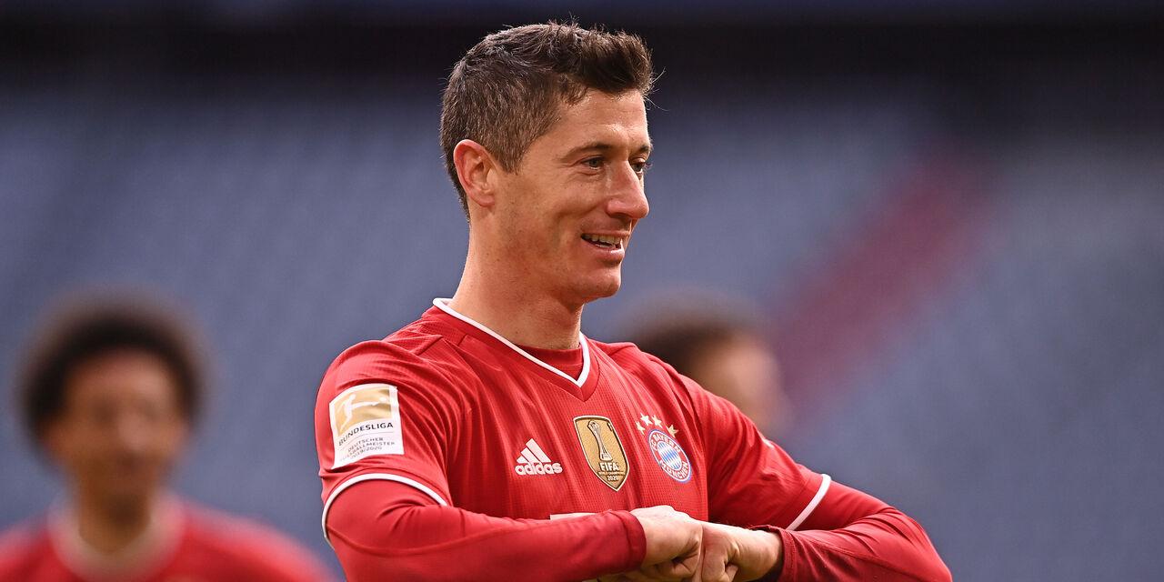 """Bayern, Lewandowski: """"Pallone d\'Oro? I miei numeri parlano da soli"""" (Getty Images)"""
