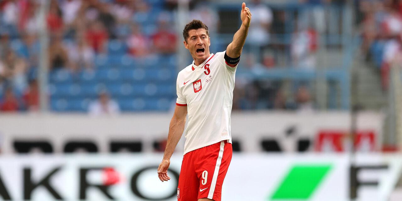 EURO2020, Svezia-Polonia: le formazioni ufficiali (Getty Images)