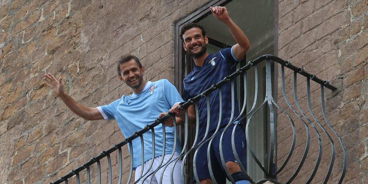 La Lazio saluta Parolo e Lulic: il loro contratto scade oggi
