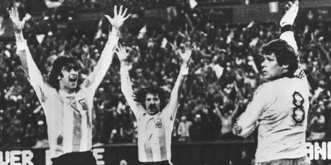 """Addio a Luque, """"El Pulpo"""" che giocò e soffrì il mondiale del '78  (Getty Images)"""