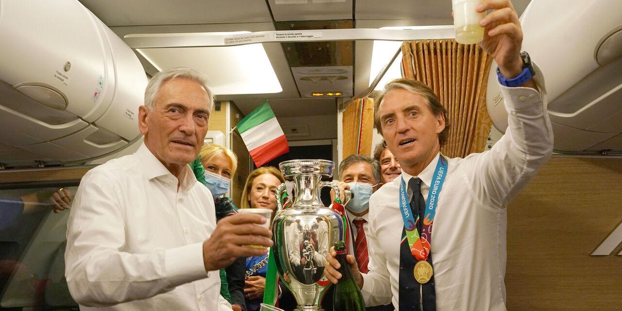 Italia, il programma della serata: nessuna festa pubblica (Getty Images)