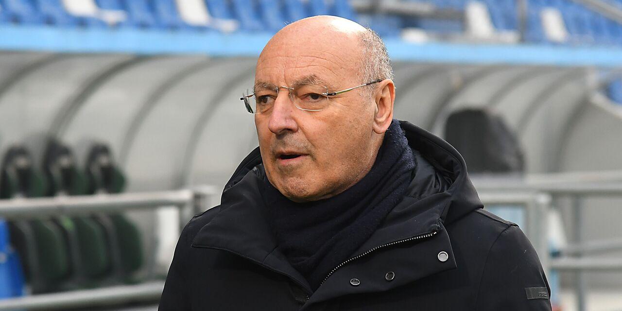"""Marotta: """"Paratici mi ha deluso. Sarebbe bello decidere il destino della Juve..."""" (Getty Images)"""