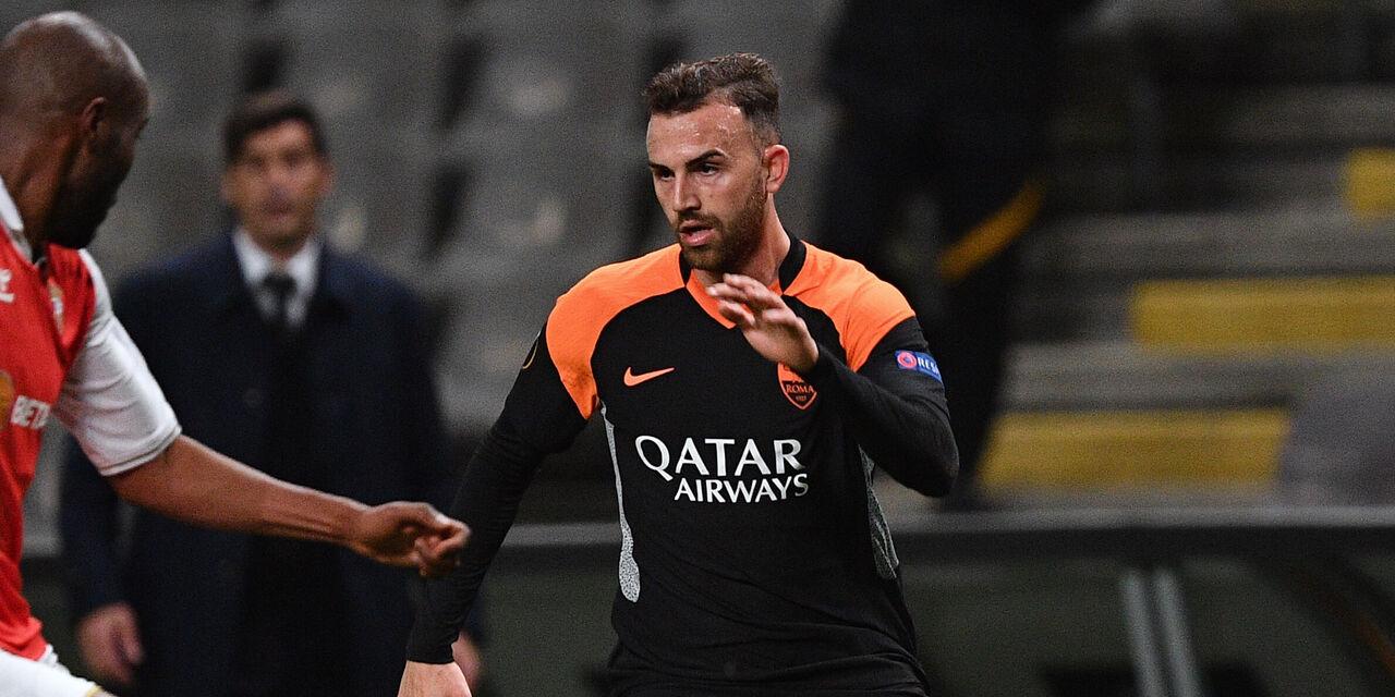 Roma, Borja Mayoral via a gennaio? Lo vogliono due club di Serie A (Getty Images)