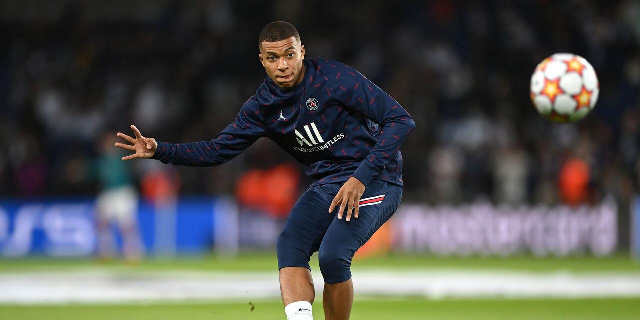 PSG-Angers 2-1, vittoria in rimonta firmata da Mbappé (Getty Images)