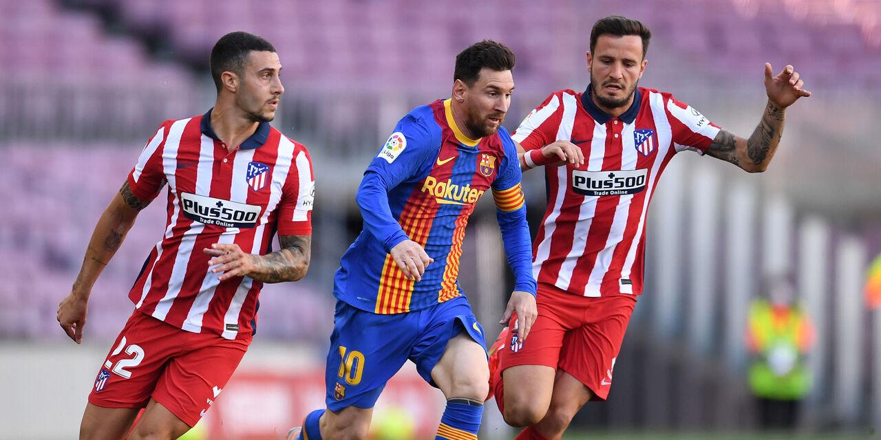 Barcellona-Atletico Madrid 0-0, gongola il Real Madrid: la cronaca (Getty Images)