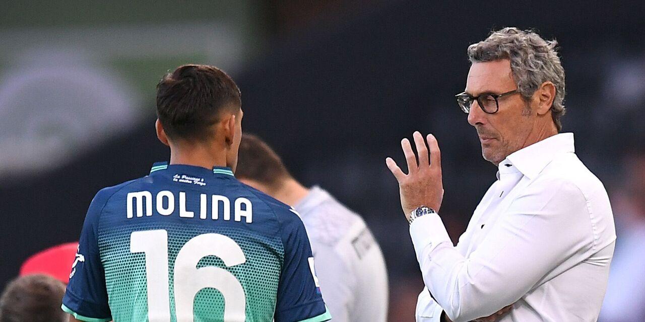 Udinese, Soppy scalda i motori. Ora Molina rischia il posto? (Getty Images)
