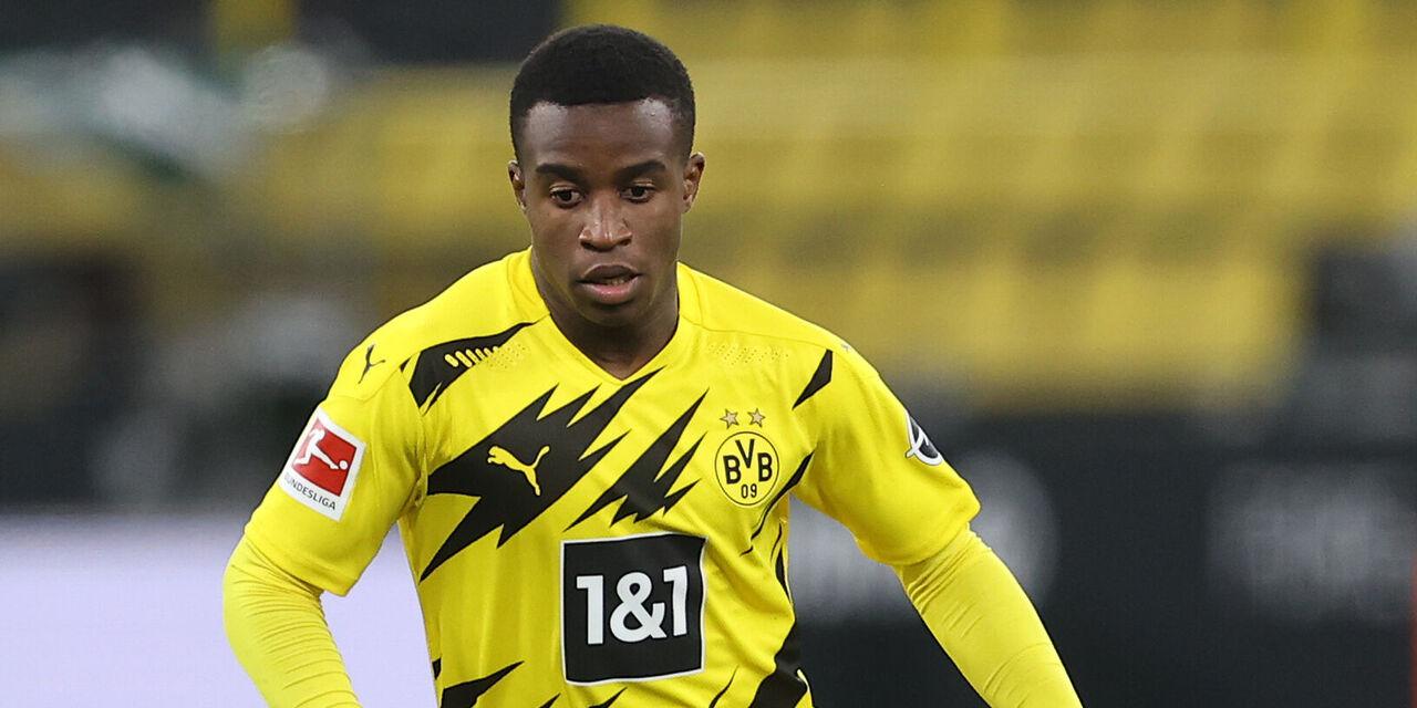 Borussia Dortmund: stagione finita per Moukoko (Getty Images)